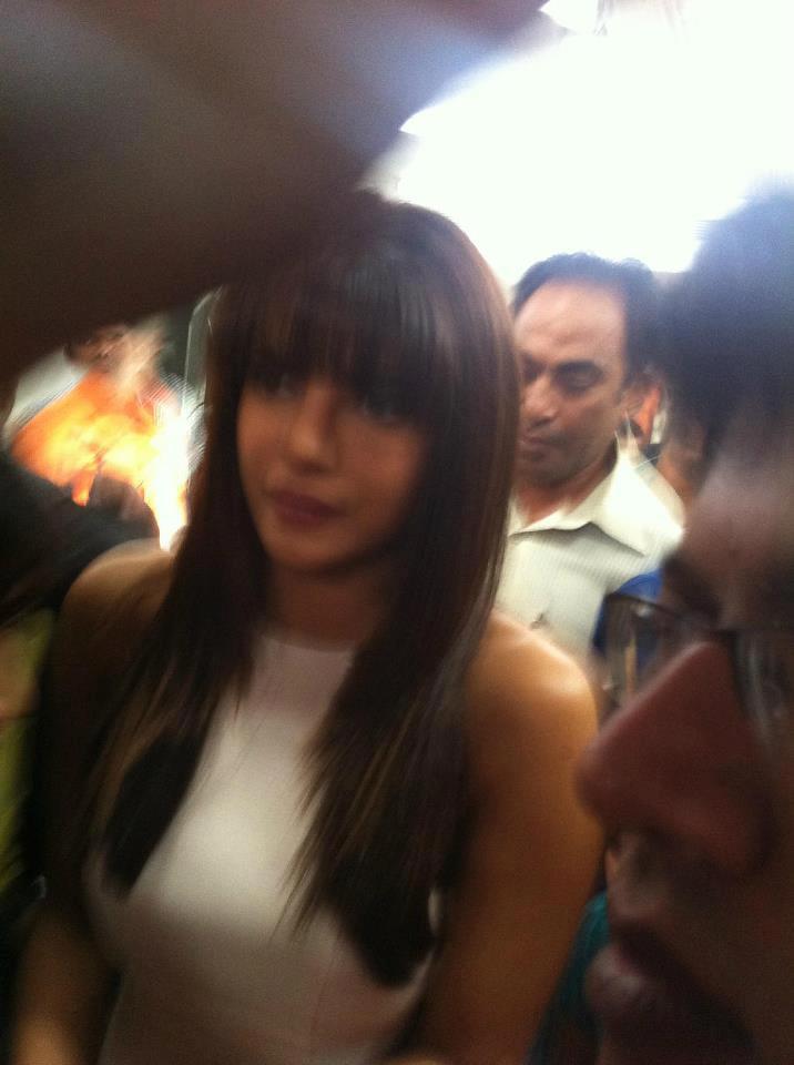 Priyanka Chopra At Apollo Hospital