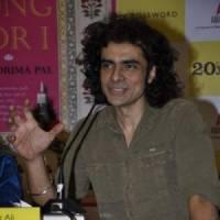 Imtiaz Ali Spotted At Crossword Book Store On 'A Song for I' Book Launch Event