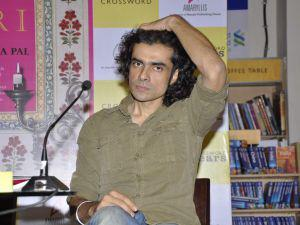 Imtiaz Ali Stylish Look Still At  'A Song for I' Novel Launch Event