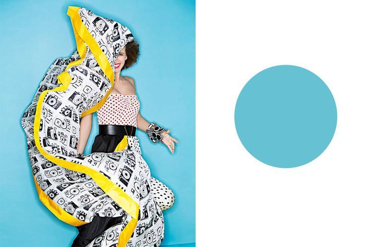 Kalki Koechlin Photo Shoot For Vogue India