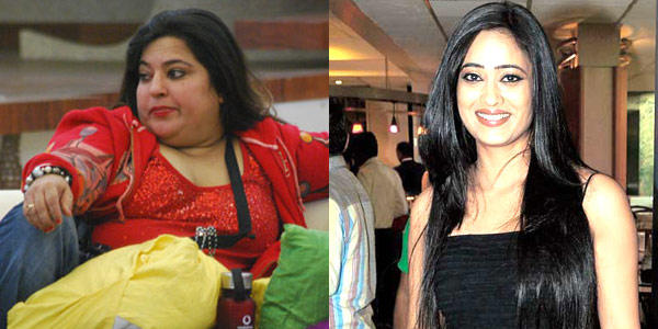 Dolly And Shweta Fight Taking The Charge Of Kitchen In Bigg Boss