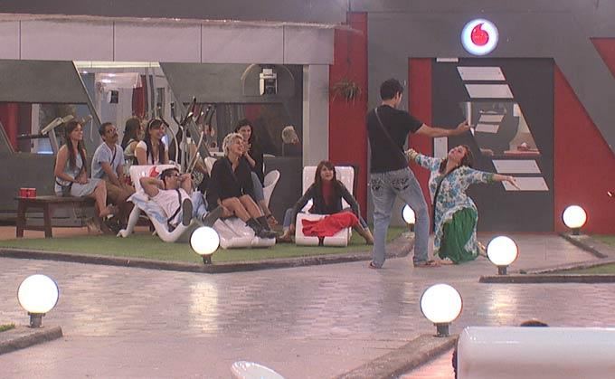 The Contestants Having Fun Still On Day 46 In Bigg Boss 6