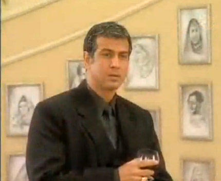 Ronit Roy Photo Clicked From Kasautii Zindagi Kay