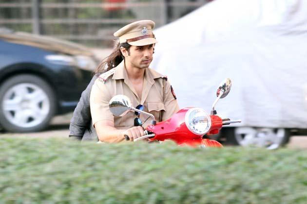 Shahid In Phata Poster Nikla Hero Movie First Look Revealed