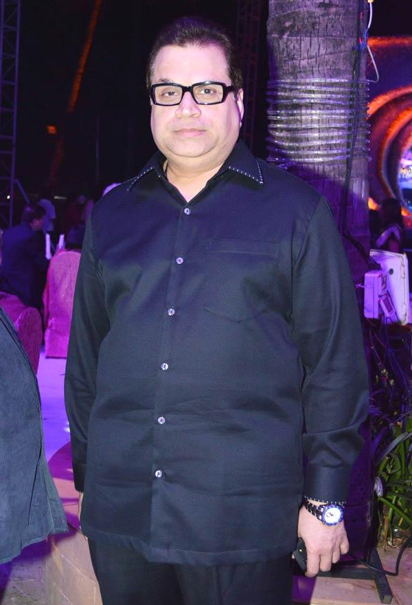 Ramesh Taurani Arrived At Sun N Sand 50th Anniversary Function