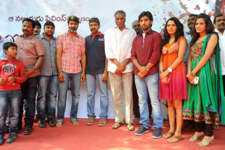 Sindhu,Aneesh And Kumudha With The Team Posed For Camera At Coffee With My Wife Movie Launch