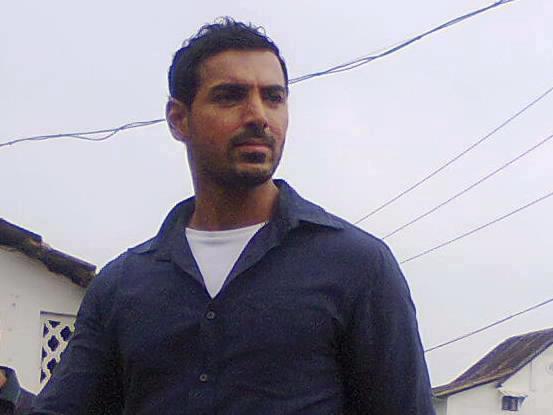 John Abraham Rocking Photo During The Hindi Movie Jaffna Shooting