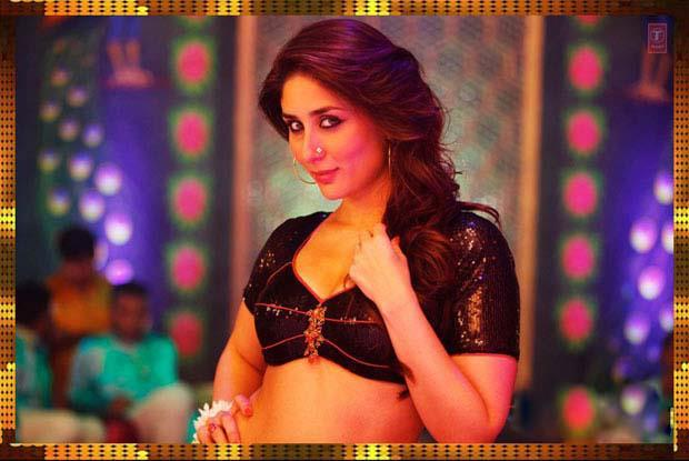 Kareena Kapoor Hot And Sexy Look In Movie Dabangg 2