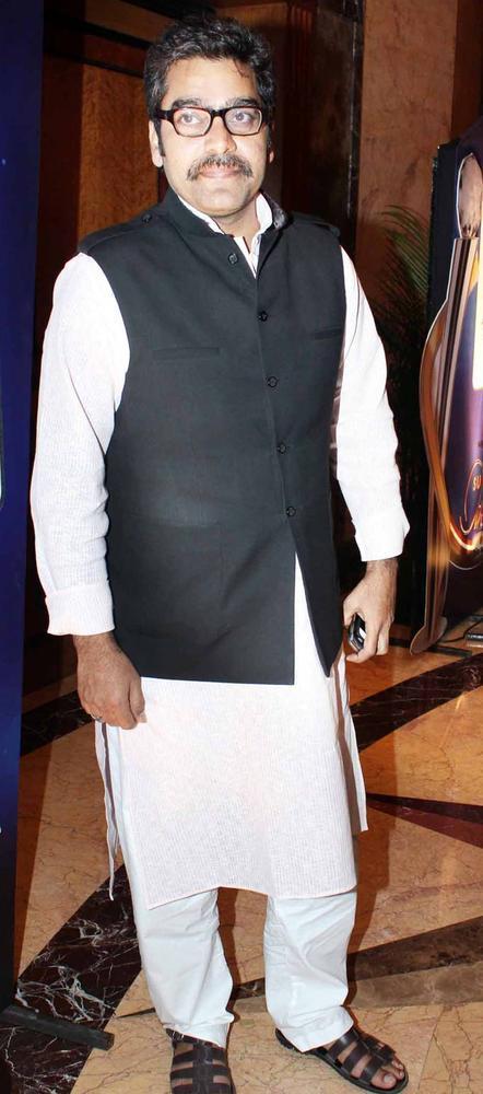 Ashutosh Spotted At IBN7 Super Idols Award Ceremony