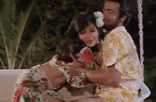 Sonu Walia And Kabir Bedi Photo Still From A Movie