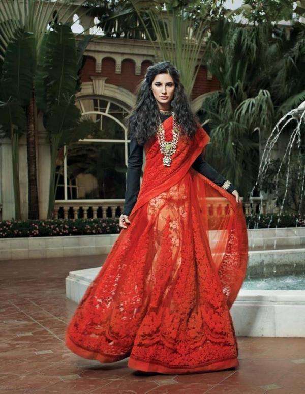Nargis Drop-Dead Gorgeous Look Photo Shoot For Femina Magazine