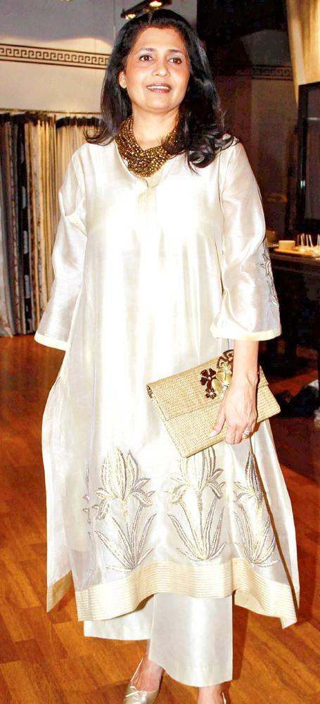 Gauri Looks Regal At Splendour Collection Launch In Mumbai