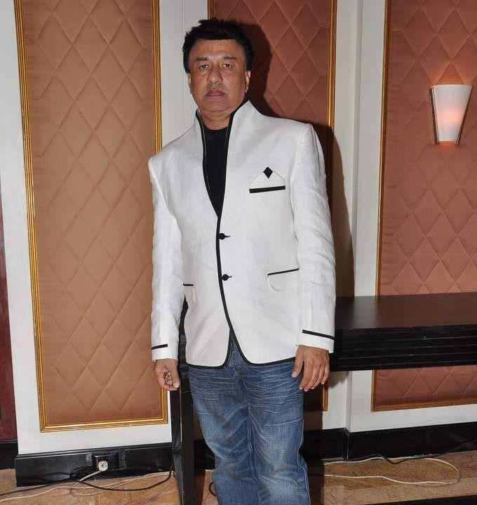 Anu Malik Clicked At IBN 7 Super Idols Award Ceremony