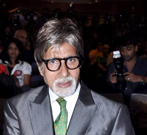 Amitabh Attend The Launch Of Book 'Mohammed Rafi My Abba'