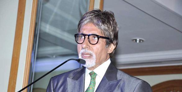 Amitabh Snapped At The Launch Of Book 'Mohammed Rafi My Abba'