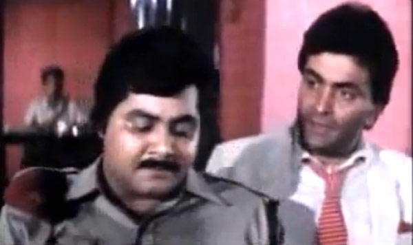 Rishi Kapoor Snap Taken From Movie Khoj