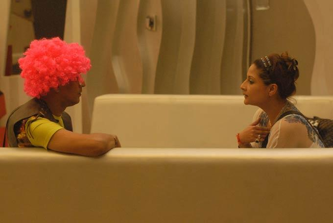 Urvashi And Imam Photo Clicked In Day 53 On Bigg Boss 6