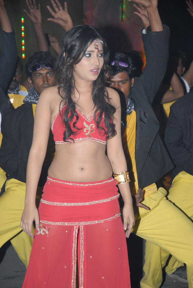 Divyayani Sizzling And Attractive Look In Item Song Of Movie