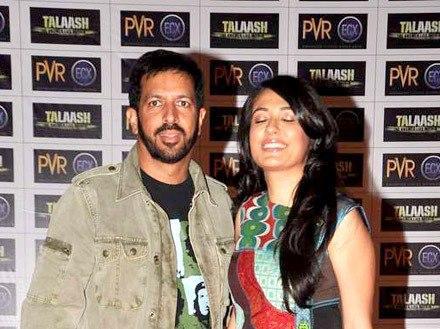 Celebs At Talaash Premiere