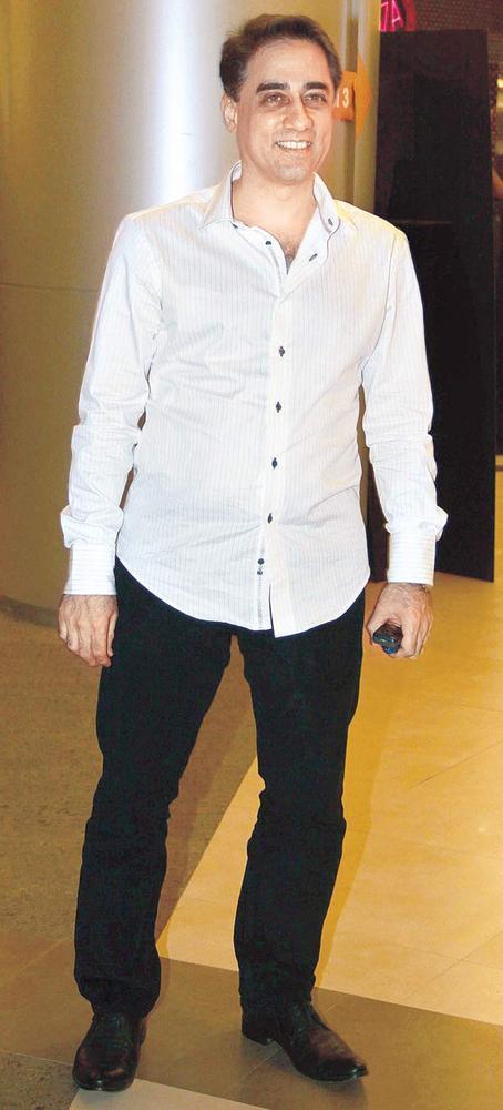 Faisal Khan Attend The Talaash Movie Premiere In Mumbai