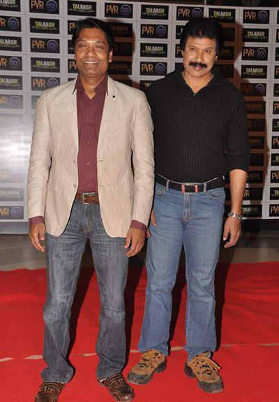 Guests Are At Talaash Premiere