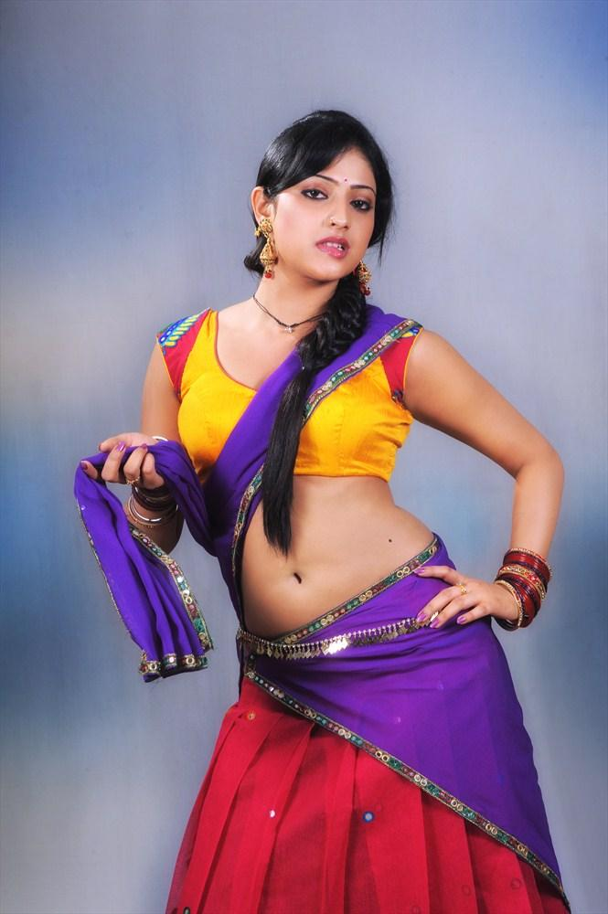 Haripriya Looked Ravishing And Sexy Still