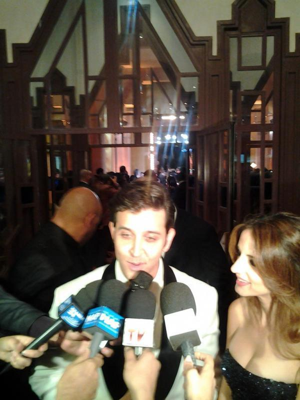 Hrithik And Suzanne Photo Clicked At The Marrakech Film Festival