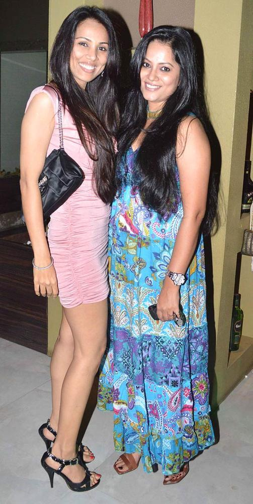 Guest Are Clicked At Pragati Mehra Birthday Bash