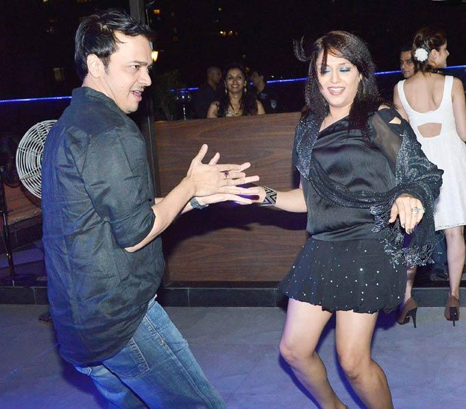 Guests Make Merry By Grooving To Music At Pragati Mehra Birthday Party