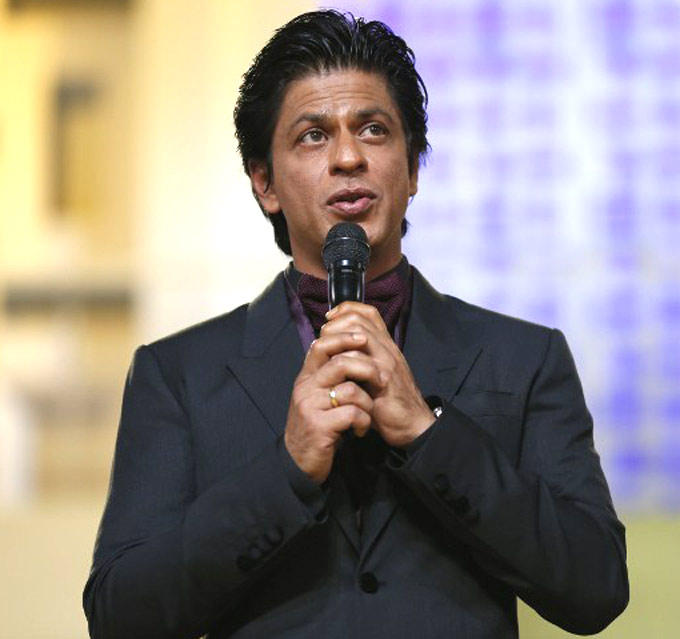 Shahrukh Khan Speaks Still At 12th Marrakech International Film Festival