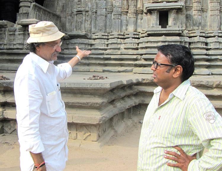 Gunasekhar And Thota Tharani Studies Warangal Architechtural Structures