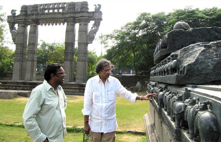 Gunasekhar And Thota Tharani Visit At Warangal