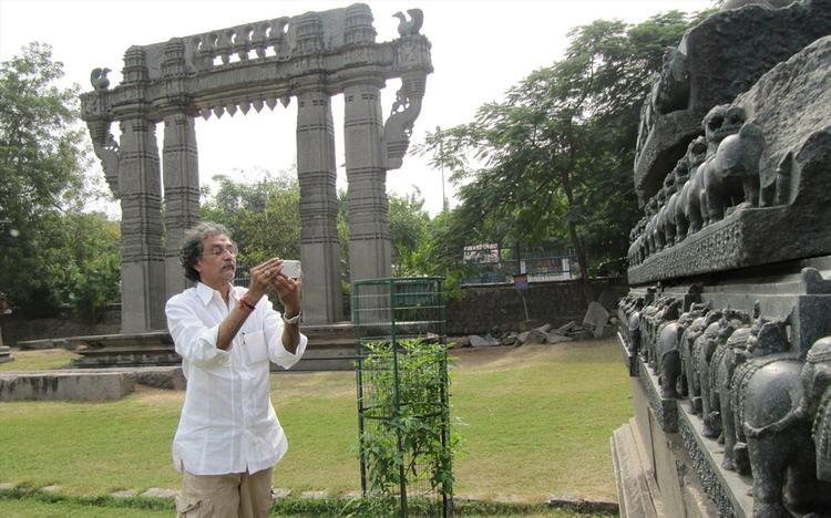 Thota Tharani Clicked A Pic Of Warangal