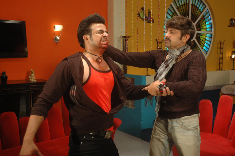 Srikanth Fighting Still From Operation Duryodhana Movie