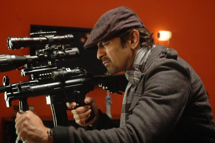 Srikanth IN Operation Duryodhana Movie