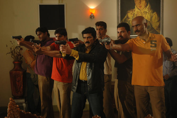 A Thiller Scene From Operation Duryodhana Movie