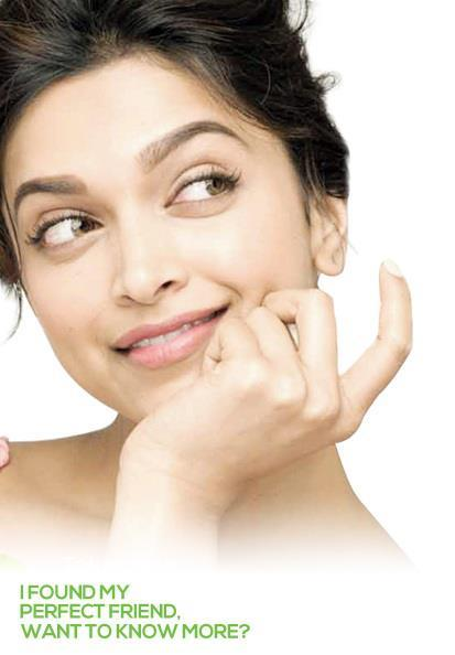 Deepika Gorgeous Look Ad For The Cosmetic Brand Garnier