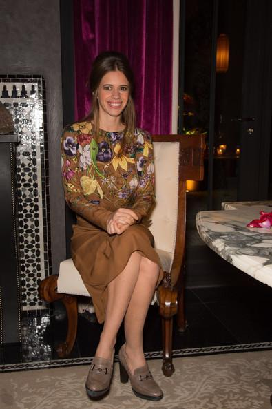 Kalki Koechlin Attend The Dior Dinner At Marrakech Film Festival