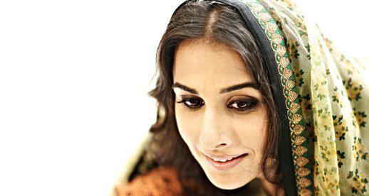 Vidya Balan Cute Look Photo Shoot For NOTCH Fashion Magazine