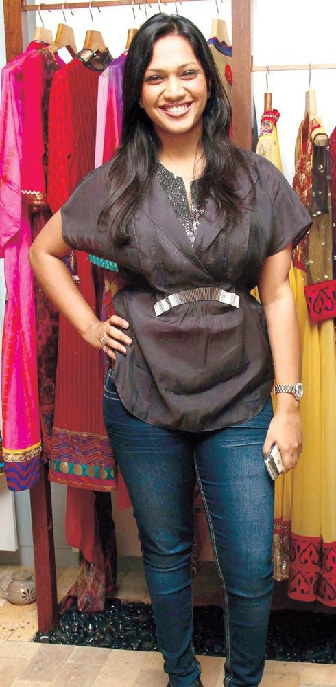 Manasi Gorgeous Look At FUEL The Fashion Store Collection Launch