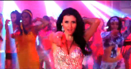 Claudia Ciesla Dancing In Balma Song From Khiladi 786 Movie
