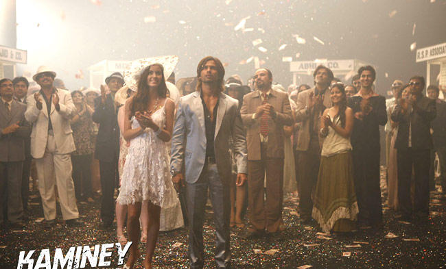 Shahid Kapoor In Kaminey Movie