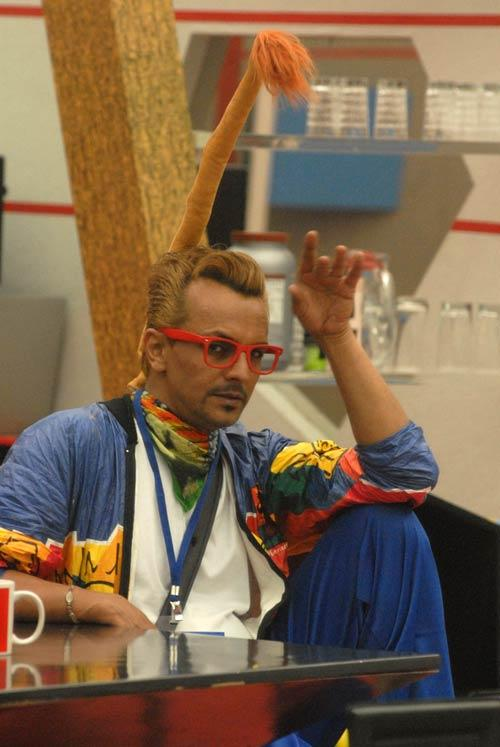 Imam Siddiqui Photo Clicked On Day 58 In Bigg Boss 6