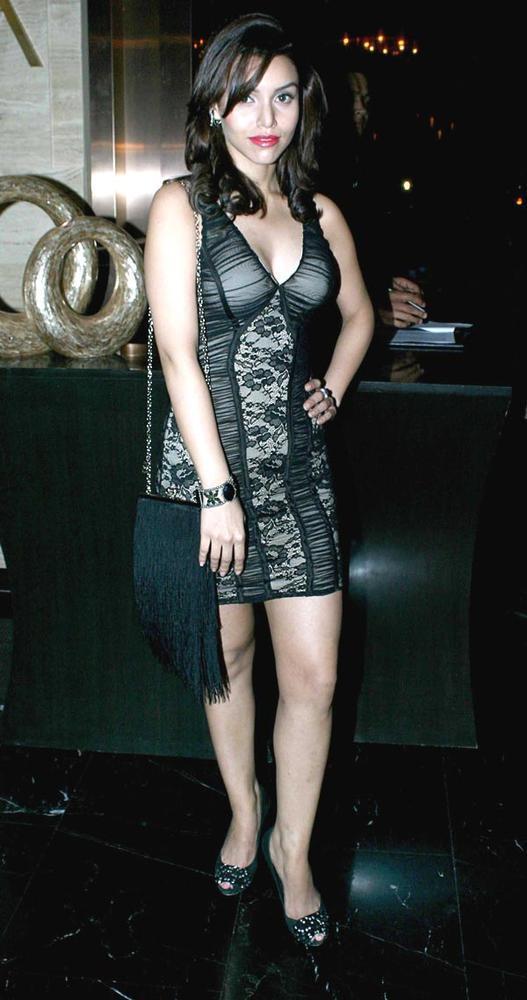 Debi Dutta Spotted At The Harper's Bazaar Bash