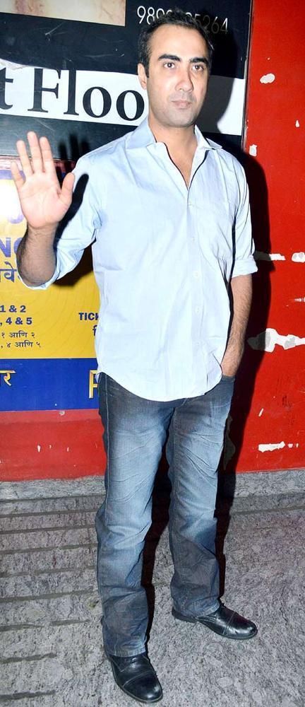 Ranvir Shorey Attend The Khiladi 786 Screening