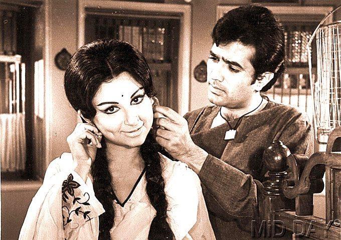 Sharmila And Rajesh Nice Look Still