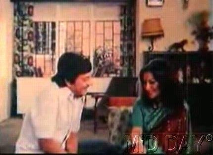 Sharmila Tagore And Amol Palekar In Mother Movie