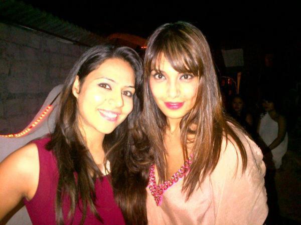 Bipasha Basu With A Friend Photo Still