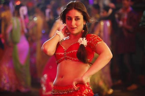 Kareena Looked Hot And Sexy In Dabangg 2 Item Song