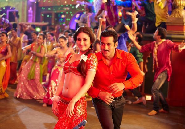 Salman And Kareena Perform An Item Song In Movie Dabangg 2